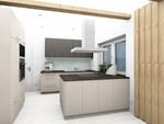 Küche Entwurf
